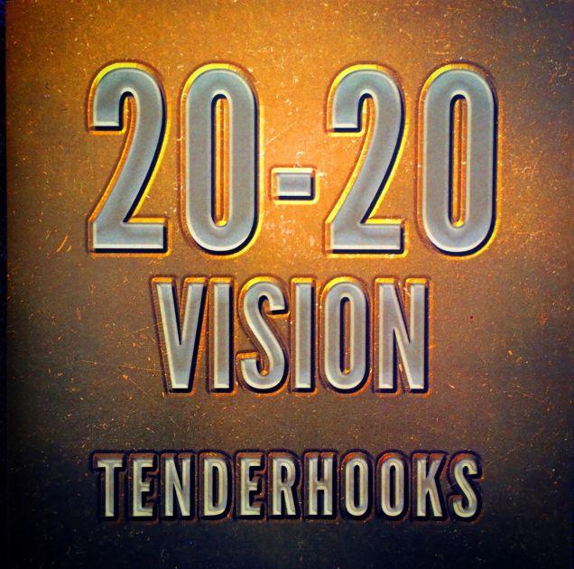 2020 Vision Album Cover